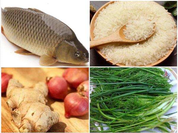 Cách nấu cháo cá chép bổ dưỡng lại không bị tanh cho mẹ bầu - Ảnh 2.
