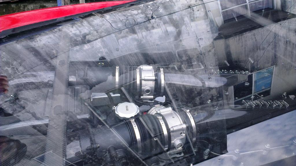 Cận cảnh dàn xe siêu sang bị tạm giữ tại Quảng Ninh 10