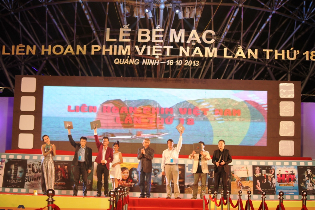 LHP Việt Nam lần thứ 18 trao 6 Bông sen Vàng 2