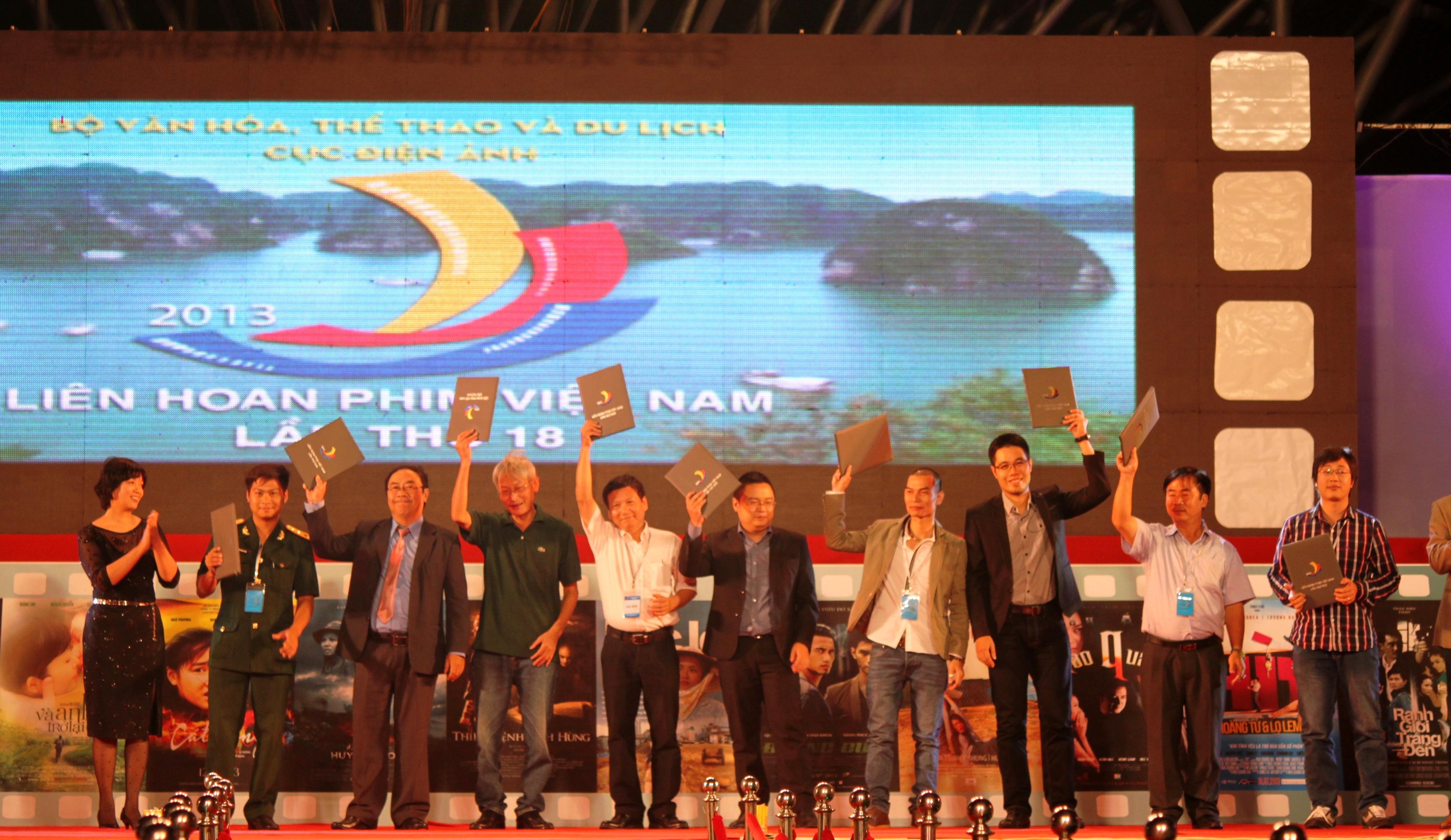 LHP Việt Nam lần thứ 18 trao 6 Bông sen Vàng 4