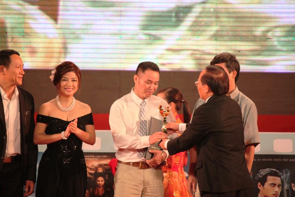 LHP Việt Nam lần thứ 18 trao 6 Bông sen Vàng 6