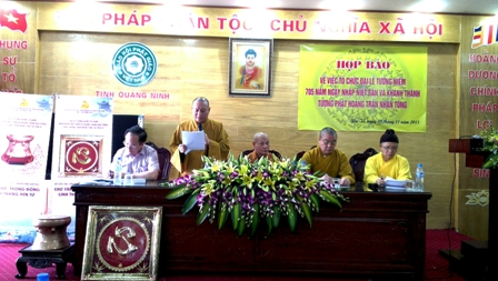 Gấp rút hoàn thành tượng đồng Phật hoàng Trần Nhân Tông  để kịp Đại lễ  1