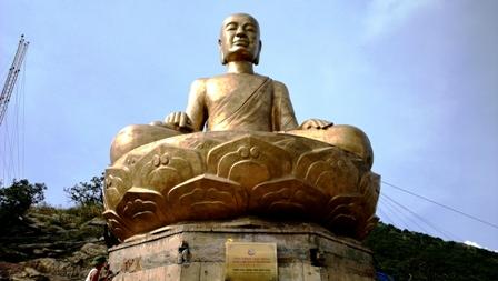 Gấp rút hoàn thành tượng đồng Phật hoàng Trần Nhân Tông  để kịp Đại lễ  2