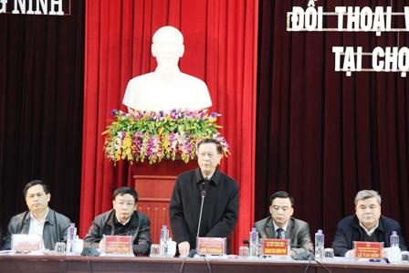 Quảng Ninh: Tạm thời chấp nhận chợ mới và chợ cũ ở huyện Hải Hà cùng hoạt động 6