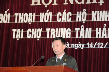 Quảng Ninh: Tạm thời chấp nhận chợ mới và chợ cũ ở huyện Hải Hà cùng hoạt động 4