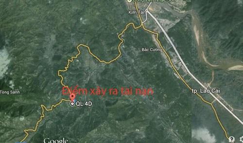 Tích cực cứu chữa nạn nhân vụ tai nạn giao thông tại Lào Cai 2