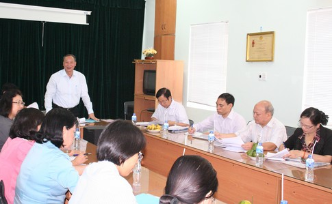 Phó Tổng cục trưởng Nguyễn Văn Tân làm việc tại Bình Dương 5