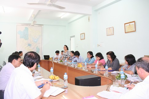 Phó Tổng cục trưởng Nguyễn Văn Tân làm việc tại Bình Dương 3