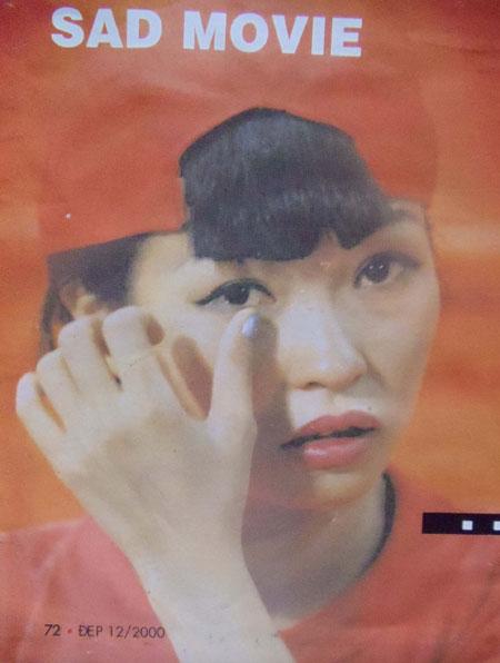 """Phương Thanh công bố hình ảnh thời """"nổi loạn"""" 1"""