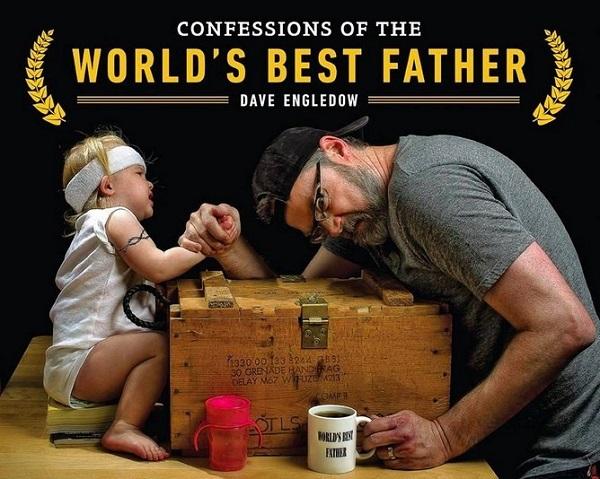 Những bức ảnh cha và con gái nhỏ cực đáng yêu 5