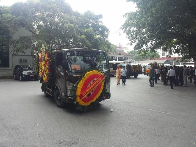 Nghẹn ngào tang lễ 18 người lính hy sinh trong tai nạn máy bay 36