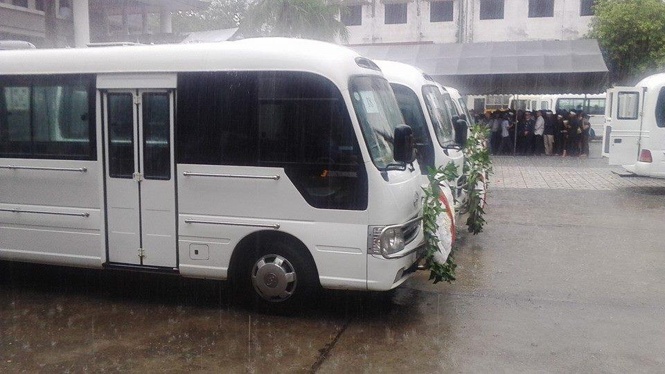 Nghẹn ngào tang lễ 18 người lính hy sinh trong tai nạn máy bay 39
