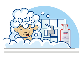 Liệu pháp cho da bé khi thời tiết hanh khô 3