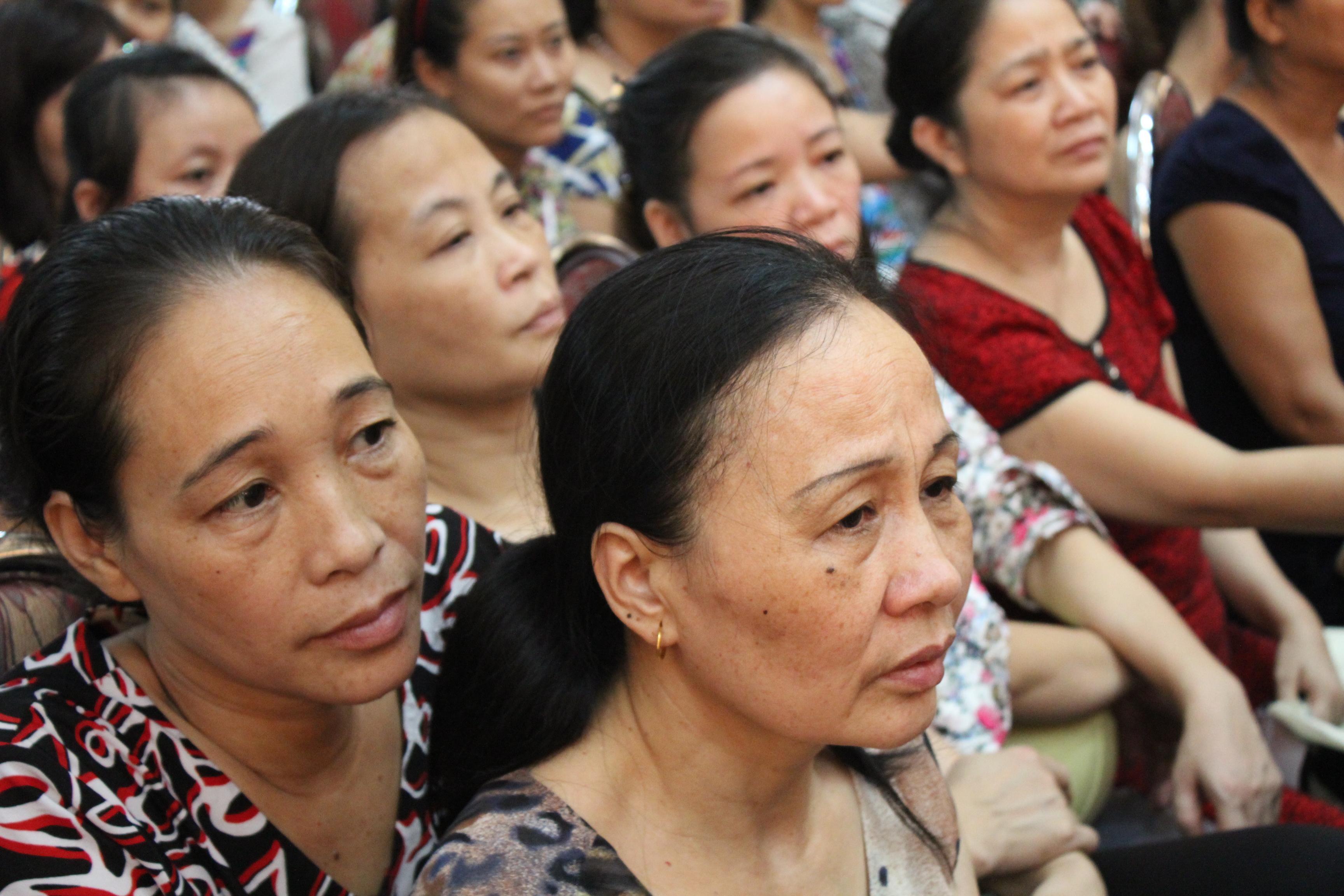 Vụ cháy TTTM Hải Dương: Tiền hỗ trợ đã được trao tận tay các tiểu thương 1