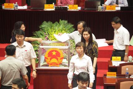 Kết quả lấy phiếu tín nhiệm HĐND TP Hà Nội: Phản ánh một phần chứ không phải tất cả 1