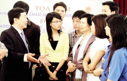 Ông Arthur Erken - Trưởng đại diện UNFPA tại Việt Nam chia sẻ về Luật Dân số đang được xây dựng: Thích ứng với tình hình dân số mới 1