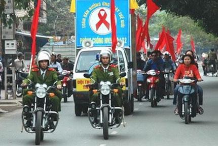 Yên Bái: Hơn 9 tỉ đồngcho công tác phòng chống HIV 1