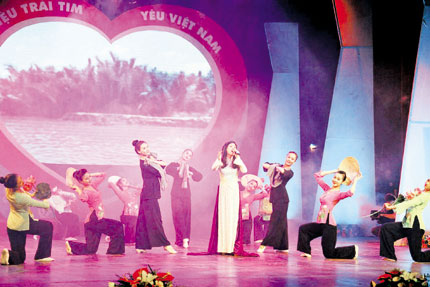 90 triệu trái tim yêu Việt Nam 7