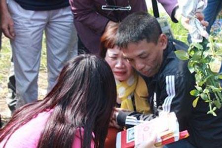 """Người có """"con mắt thứ 3"""" nói về việc tìm xác nạn nhân vụ Cát Tường 2"""