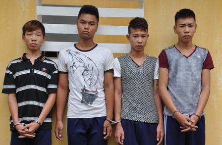 Bắt nhóm cướp 9X chuyên cướp tài sản du khách nước ngoài ở Hội An 1