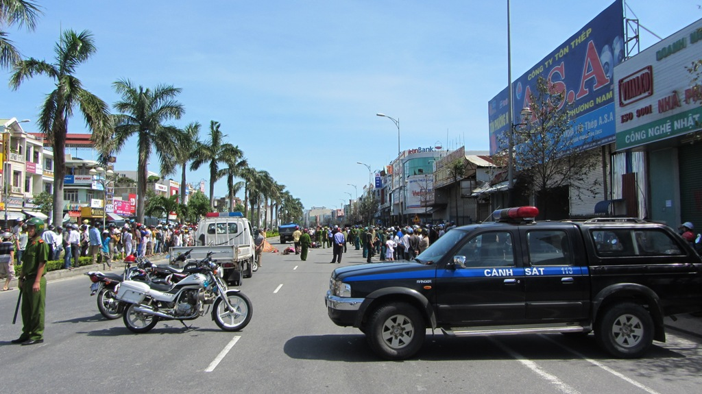 Đà Nẵng: Hai nữ sinh viên chết thảm sau tai nạn kinh hoàng 9