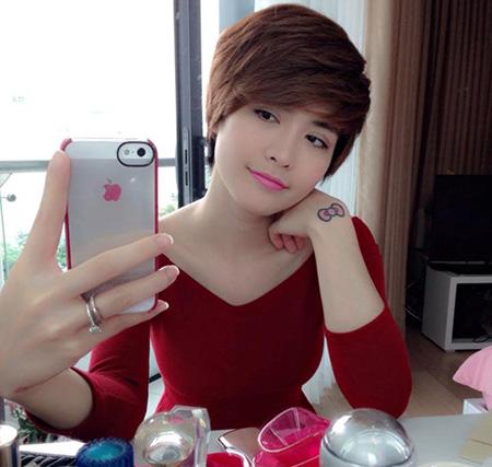 Vẻ đẹp lạ của các em bé con lai nhà sao Việt 1