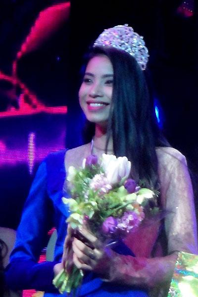 Cuôc thi Hoa hậu thể thao thế giới 2014 (Miss World Sport 2014) lần đầu tiên được tổ chức tại Sochi  CH Liên ban Nga nằm trong khuôn khổ diễn ra thế vận hôi Olympic 2014 do uỷ ban Olympic tổ chức.