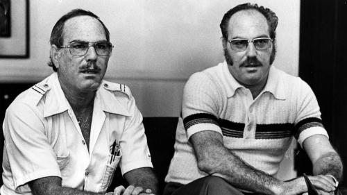 Jack Yufe (trái)and vàOskarStohr. Ảnh: LA Times