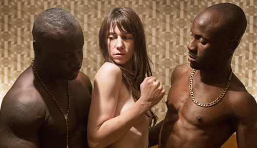 Phim Nymphomaniac của Lars von Triers dùng nhiều cảnh sex thật.