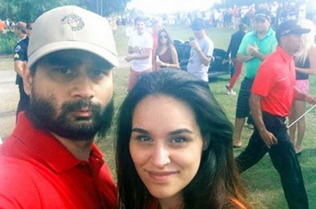 Sau khi bắn chết vợ, Derek Medina đã tự ra đầu thú