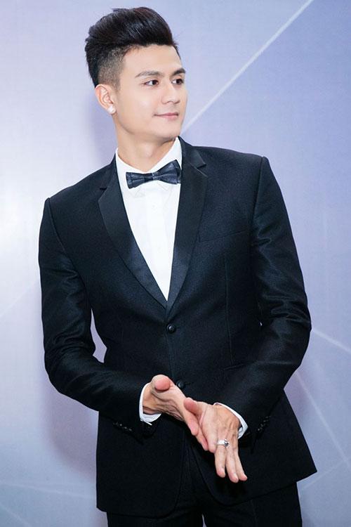 Vĩnh Thụy muốn khẳng định tên tuổi trong lĩnh vực phim ảnh. Ảnh: Tiên Nguyễn