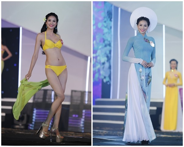 Top 20 thí sinh phía Nam lọt chung kết Hoa hậu Việt Nam