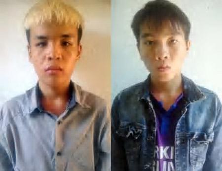Chân dung 2 kẻ bắt cóc