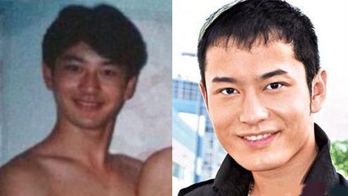 Hình ảnh nam diễn viên ở những năm cuối thập niên 1990.
