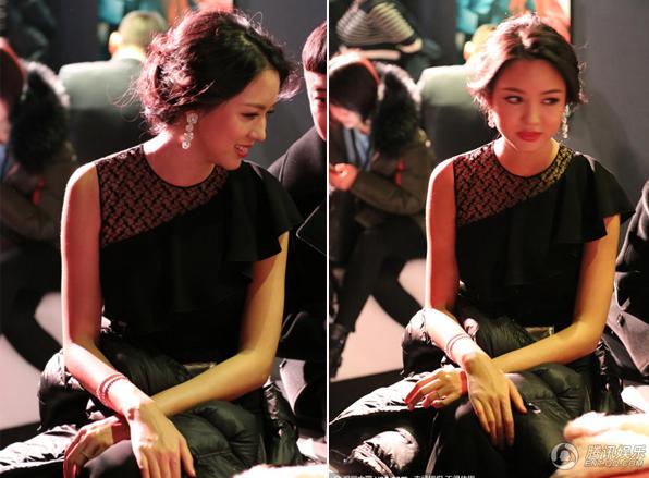 Những khoảnh khắc xinh đẹp của Hoa hậu.