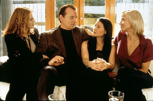 Bill Murray vào vai John Bosley - ông chủ quản lý các thiên thần làm việc cho Charlie.