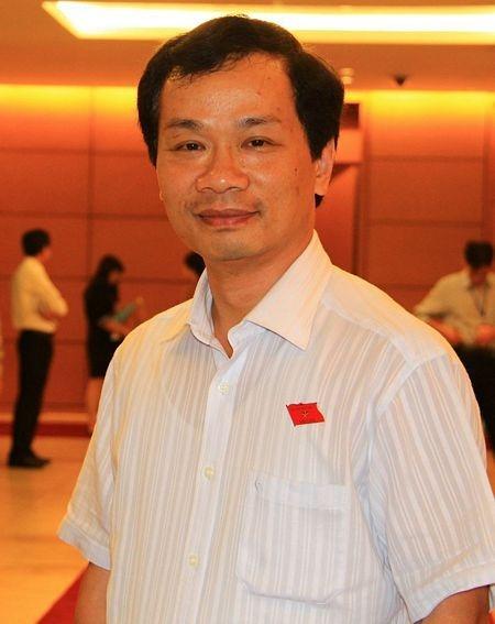 Đại biểu Quốc hội Phạm Tất Thắng.