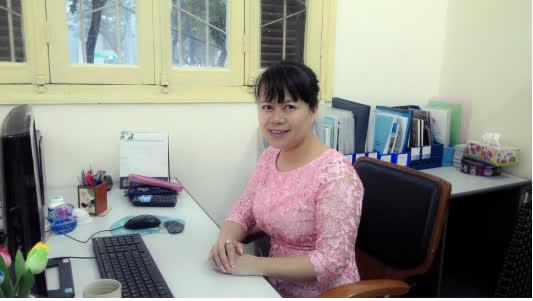PGS.TS Nguyễn Thị Lan Hương