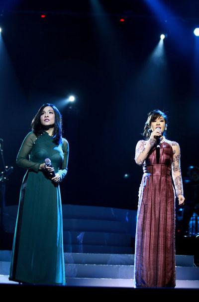 Diva Hồng Nhung và Mỹ Linh sẽ song ca ca khúc Mời mẹ ru.
