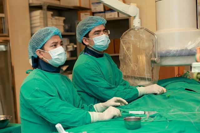 Hơn 50 trung tâm Tim mạch can thiệp đã được mở ra khắp cả nước, chứng tỏ sự lớn mạnh vượt bậc của ngành Tim mạch can thiệp trong 20 năm qua.
