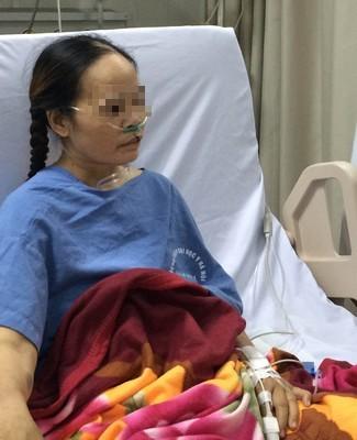 Bệnh nhân được xuất viện sau 17 ngày điều trị tích cực.