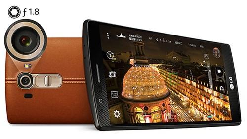 LG G4 đã từng mở ra xu hướng mới trên máy ảnh smartphone, đó là chụp ảnh RAW - Ảnh: LG