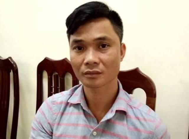 Đối tượng Nguyễn Quang Duyên. Ảnh cơ quan công an cung cấp