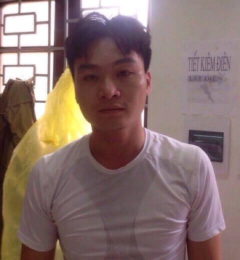 Đối tượng Nguyễn Văn Thùy. Ảnh cơ quan công an cung cấp