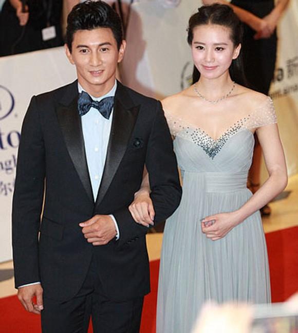 Ngô Kỳ Long và Lưu Thi Thi tổ chức đám cưới vào tháng 3 được tổ chức tại đảo Bali (Indonesia). Ảnh:Sina.