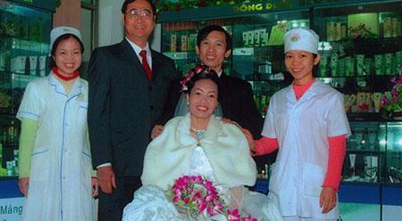 Ngày cưới của Chín và Phương