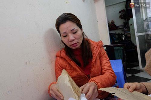 Chị Trang - người con gái trao nhầm của bà Hạnh.