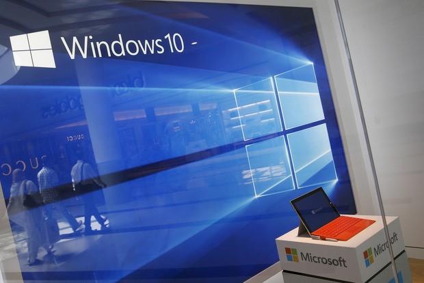 Windows 10 đang có mức tăng trưởng khá.