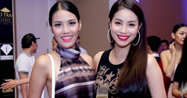 Lan Khuê và Phạm Hương