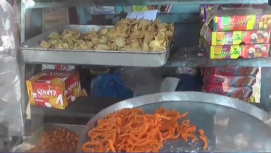 Tiệm bánh nơi bán ra loại bánh lẫn thuốc trừ sâu. Ảnh: BBC